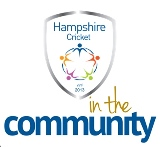 Hampshire Cricket in the Community