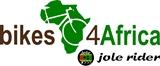 Jole Rider (bikes 4 Africa)