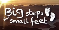 Big Steps for Small Feet